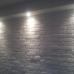 Biała cegiełka
